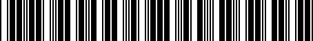 Barcode for PTR3135070